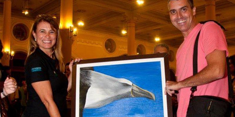 Huber Arte Marinha e Projeto Albatroz, uma história de sucesso