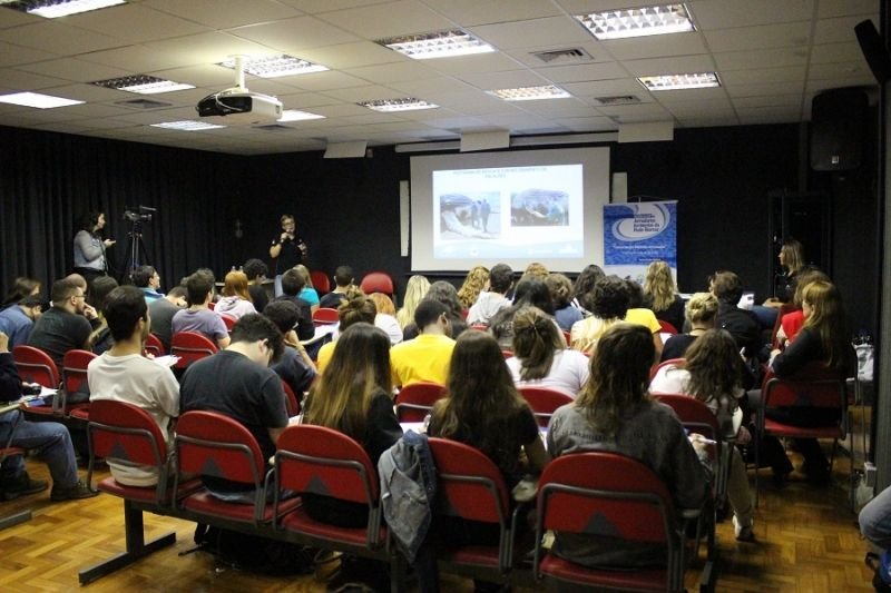 Mais de 120 estudantes participaram do Workshop de Jornalismo Ambiental no Rio de Janeiro