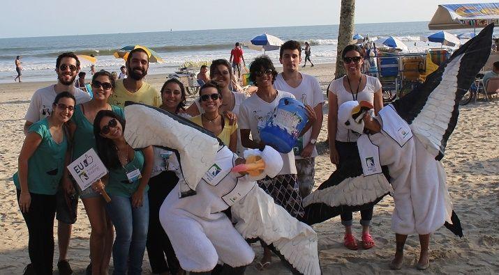 Diversas ações marcam o ano do Coletivo Jovem Albatroz