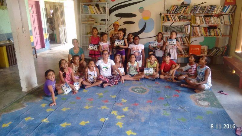Conservação Marinha é levada à milhares de alunos com Albatroz na Escola