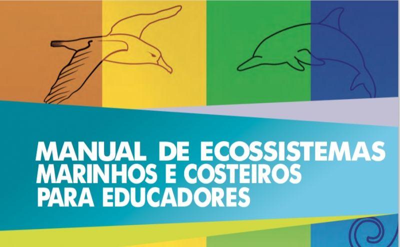 Manual do Educador é um dos destaques da Biblioteca do Projeto Albatroz