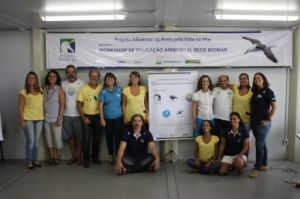 Workshop de Educação Ambiental da Rede BIOMAR
