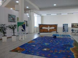 Espaço de Educação Ambiental do Projeto Albatroz no Centreventos