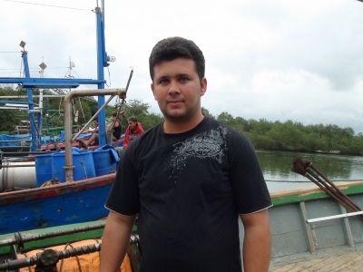 Mestre Marcinho, Barco Veneza I