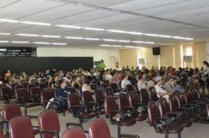 Público presente no evento