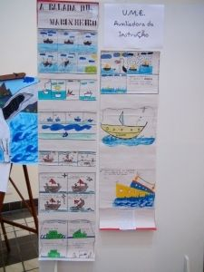 Paródias da escola Auxiliadora da Instrução, inspiradas no texto