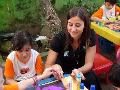 Ana Cristina Benavente, professora de Educação Ambiental