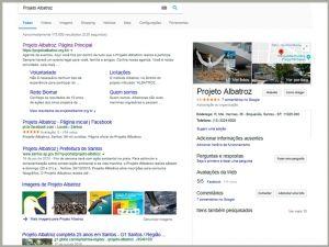Foto Not?cias_Avalia??o no Google