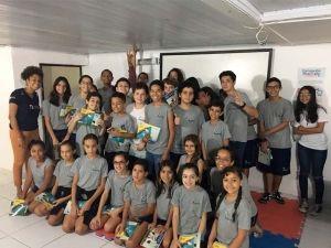 Foto Notícias_Albatroz na Escola_Colégio Portal Brasil