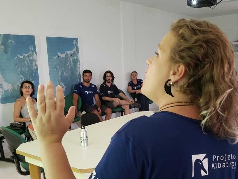 Reunião de monitoria do Planacap em Florianópolis apresenta resultados positivos em prol da conservação marinha