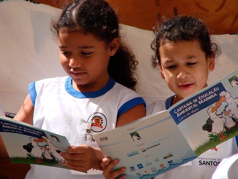 Foto Notícias_Albatroz na Escola Florianópolis
