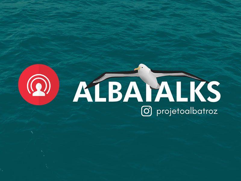Projeto Albatroz anuncia série de lives sobre meio ambiente no Instagram