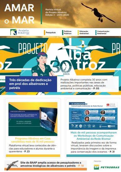 Revista Virtual Amar o Mar - Edicao 3