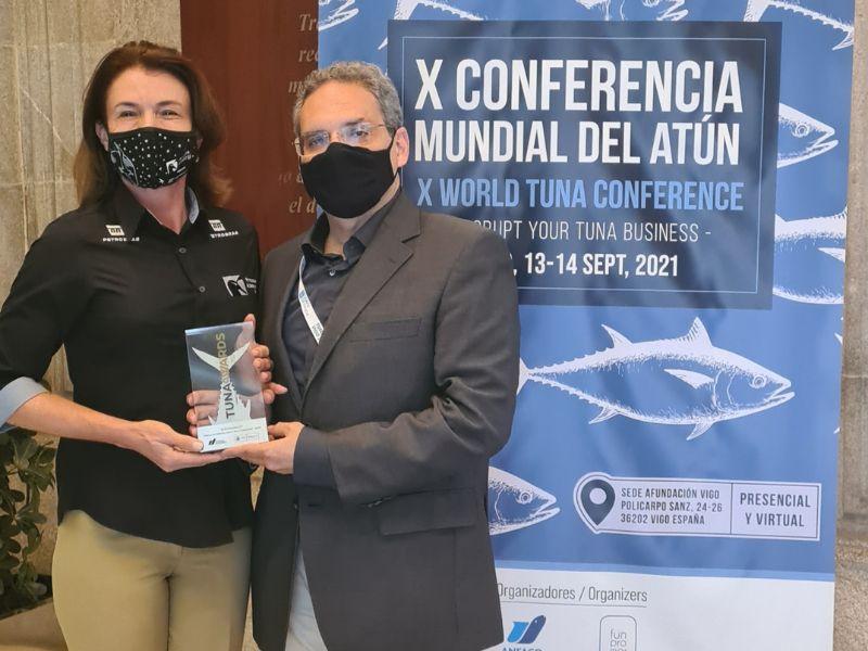 Iniciativa OpenTuna recebe prêmio internacional em sustentabilidade